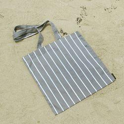 에코백 - Stripe Gray EcoBag