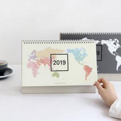 2019 wws 탁상용 캘린더