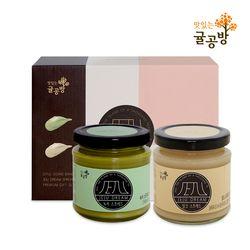 제주드림 녹차&밀크 스프레드 세트 1BOX 명절 선물