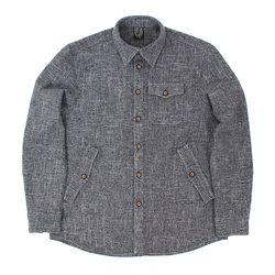 3POCKET ARRANGE SHIRTS JACKET [Gray]