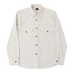 HALF 2POCKET SHIRTS [Ivory]