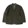 3BUTTONS WAR JACKET [Khaki]