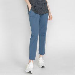DURAN 여성 트레이닝복 이지 슬랙스 팬츠 DFW4020 블루