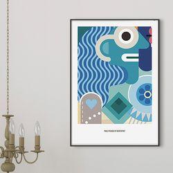[modern art] 픽토프레임 PICF-725B