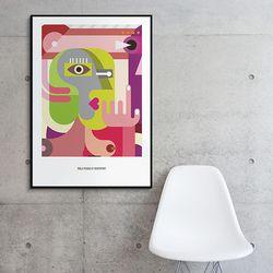 [modern art] 픽토프레임 PICF-720B
