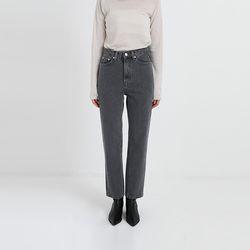 grey basic denim pants