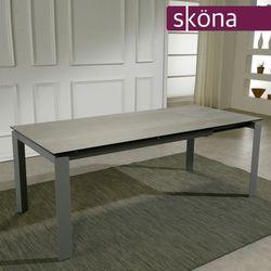 그라다 확장형 세라믹 식탁 테이블(2000)