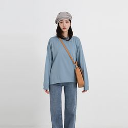 jane back button blouse (3colors)