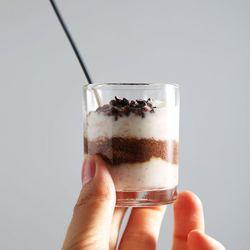 [럭키글라스]푸딩컵 캔들홀더(60ml)
