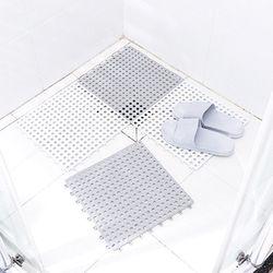 화장실 바닥 미끄럼방지 아기 매트 ( 욕실 발판 ) 1pc