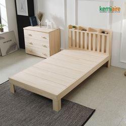 편백나무 슈퍼싱글 침대프레임 KMD-199