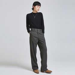 standard-fit formal slacks (3 color) - UNISEX