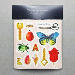 Deco Sticker - Treasure Series Ver.1