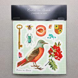 Deco Sticker - Treasure Series Ver.2