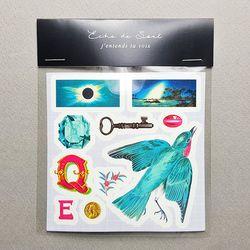 Deco Sticker - Treasure Series Ver.3