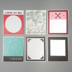 Sticker Pack - Miniature Memo Series Ver.2