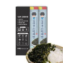 한끼에 한포 간편하게 먹는 스틱형 김자반 (10매입)