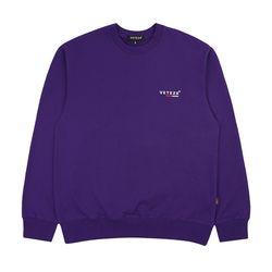 [예약판매 10/23 발송] Small Logo MTM (purple)