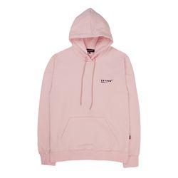 Small Logo Hood (pink)