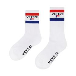 Big Logo Socks (short+long Set)