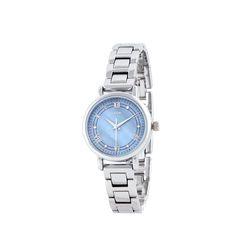 [라템] 데일리 컨시 여성 메탈 시계 실버블루(AG2G8907MASL)