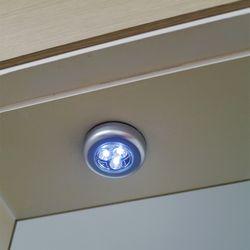 편리한 부착식 원터치 LED 조명