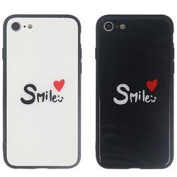스마일 유리 케이스(아이폰6S플러스)