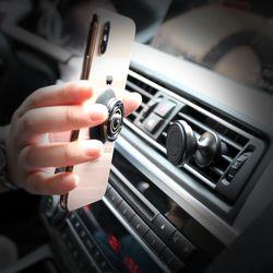 엘바 ELVA 차량용 핸드폰 송풍구 거치대 HOLDER02