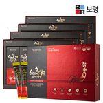 보령 6년근 홍삼정 스틱 스마트타임 4박스 (120포)