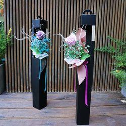 로랑 프리저브드 비누장미꽃다발 (로즈스키니 세트)