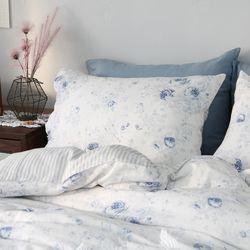 블루로즈 린넨텐셀베딩-퀸사계절기본세트