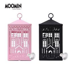 Moomin 무민 하우스 스크롤러 + 전구&캔들 워머