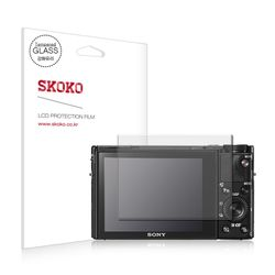 스코코 소니RM100 MK5A 강화유리 카메라 액정보호필름