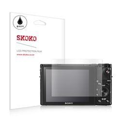 소니 RM100 MK5A 올레포빅 카메라 액정보호필름 2매
