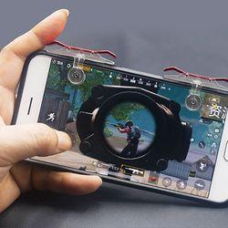 모바일 게임 트리거 E9 조이스틱 스마트폰 컨트롤러