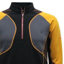 [휴몬트]기모티셔츠(HUZT02)-겨울남성등산복등산
