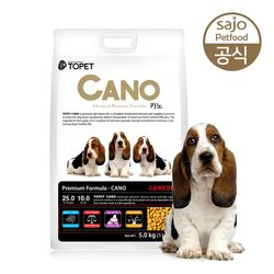 TOPET CANO 5kg 애견사료