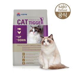 TOPET 캣티거 10kg 고양이사료