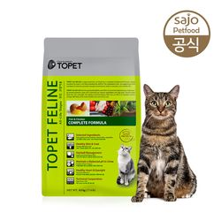 TOPET CAT 2kg 고양이사료
