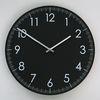 북유럽스타일 인테리어 벽시계(40cm) 블랙