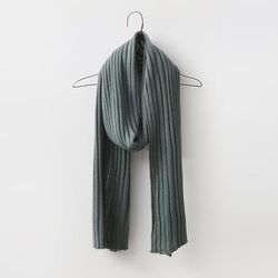 Soft Golgi Knit Muffler