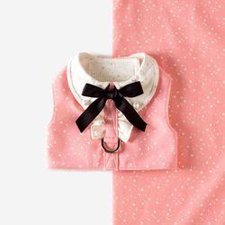 별초롱 핑크 하네스