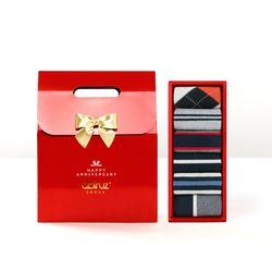 추석선물세트 남성용 6팩 AGO-SET(쇼핑백 추가 제공)