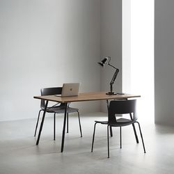 DSBD814A 4인 테이블 (콘센트형) 레트로에디션 (1400X800)