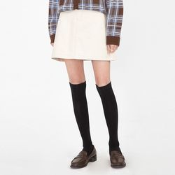 enjoy cotton mini skirts (s m)