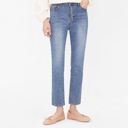 okay straight denim pants (s m l)