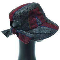 [더그레이]EKU30.백오픈 ST 여성 벙거지 모자 버킷햇