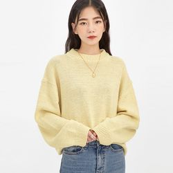 salon round knit