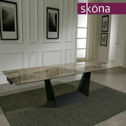 밀리아 확장형 세라믹 식탁 테이블(2700)