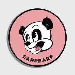 스마트톡 Dot Panda-pink